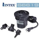 【INTEX】110V~120V AC 電動打氣筒 (66619)