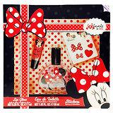 Minnie & You 經典米妮 女性淡香水禮盒【贈】Disney隨機噴霧x1