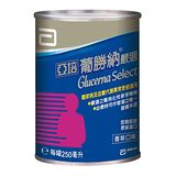 Abbott亞培 葡勝納嚴選(糖尿病及血糖代謝異常患者適用)(香草口味) 250mlx24罐/箱
