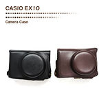 手工皮套 For CASIO EX10 (兩件式)