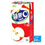 黑松蘋果C300ml*24
