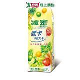 波蜜低卡果菜汁250ml*18