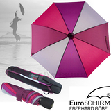 【德國 EuroSCHIRM】LIGHT TREK AUTOMATIC 高彈性抗鏽自動傘.折疊傘.晴雨傘/ 3032-CW2 深紫