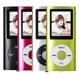 超薄4代炫彩1.8吋 MP3插卡式蘋果機 贈8G記憶卡