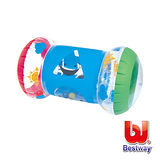 (購物車)《購犀利》【Bestway】兒童充氣學步輪/學步車