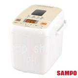 【聲寶SAMPO】SIROCA 全自動製麵包機 SHB-518