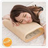 【eyah】3D通風透氣彈簧枕(小型)1入