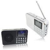 T505插卡式MP3喇叭音響(加贈充電器)