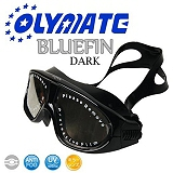 OLYMATE Bluefin 娛樂版休閒大泳鏡(Dark)