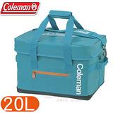 【美國 Coleman】Elite 20L 軟式保冰袋.軟式保冷箱.保溫袋.露營行動冰桶.折疊式冰桶/CM-6600