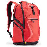 美國Caselogic 15吋MacBook®或15.6吋筆記電腦+10吋平板電腦後背包BOGB-115紅色