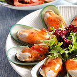 【上野物產】紐西蘭淡菜3包(20g~25g/顆10顆/包)
