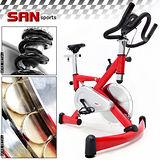 【SAN SPORTS 山司伯特】極速F1磁控飛輪健身車