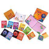 媽咪&寶貝珍藏一輩子的回憶寶盒 + 寶貝音樂盒(8片潛能開發CD + 愛的應用小書),贈安撫刷1個