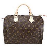 Louis Vuitton LV M41108 M41526 Speedy 30 經典花紋手提包 預購