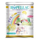 【佑爾康奶粉】【HOPELLAC喜多兒】喜多兒新生代Plus營養強化配方 (內含羊奶成份)(2罐/組)