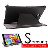SAMSUNG 三星 GALAXY Tab S 8.4 T705 4G LTE / T700 WiFi 專用頂級薄型平板電腦皮套 保護套 可多角度斜立