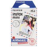 FUJIFILM instax mini 航空郵件 拍立得底片(3盒裝).