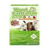 Q.PET》Wood Cat Litter 貓用天然松木砂-8L