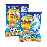 日本知名品牌【IRIS】抗菌球砂-TIA (3L‧4包)