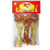 《沛貝兒CHEWUES》 D-8 4吋脆皮關節骨(4入)*2包