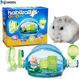 赫根HAGEN 》寵物鼠鼠籠誕生系列男孩房送鼠砂1包