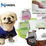 赫根HAGEN 》有天窗愛旅行狗提籃系列 (L) 4款顏色
