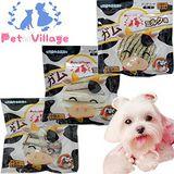日本 Pet Village》天然潔牙牛奶牛皮潔牙骨3包