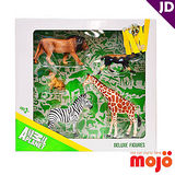 【MOJO FUN 動物模型】精裝禮盒-野生動物五件組 (387302)