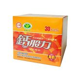 【台糖】鈣股力30包/盒