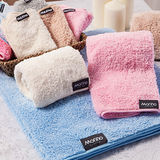 MORINO超細纖維素色毛巾(37*75cm)