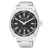 【CITIZEN】自信潮流光動能腕錶 AW1040-56E