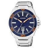 【CITIZEN】都會首選光動能腕錶 AW1191-51L