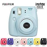 FUJIFILM instax mini 8 拍立得相機(公司貨)