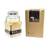 【ST.wood聖沉香】琥珀聖沉香粉密封罐x2+琥珀聖沉香粉補充包x2