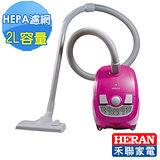 【HERAN禾聯】奈米光觸媒吸塵器HEJ-2801P