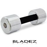 【BLADEZ】7KG電鍍泡棉啞鈴 - 1支