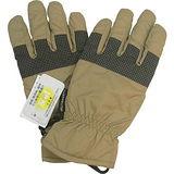禦寒保暖手套◇防潑水加工◇《棕色反光功能》