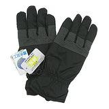 禦寒保暖手套◇防潑水加工◇《黑色反光功能》