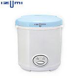 日本IZUMI-新一代精緻電子隨行鍋-藍色(TMC-300)