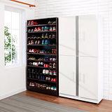 《BuyJM》加深型透氣鏡面四門鞋櫃(2色可選)