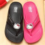【童鞋城堡】Hello Kitty中大童超輕量夾腳拖鞋814685