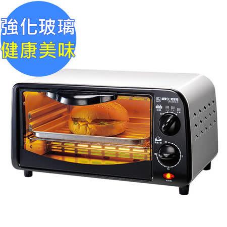 鍋寶-9L歐風迷你美味電烤箱(OV-0910-D) -friDay購物 x GoHappy