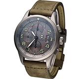 Victorinox 維氏 AIRBOSS 限量鈦金屬機械計時腕錶 VISA-241599