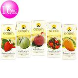 【皇家農場】鮮果汁-草莓/荔枝/芭樂/芒果/綜合莓 任選4組-200mlx4瓶 (共16瓶入)