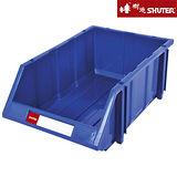【SHUTER樹德】HB-3045 耐衝擊整理盒(8入)