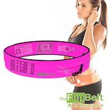 【FlipBelt】 美國飛力跑運動腰帶(桃紅色) 運動 路跑 三鐵 馬拉松