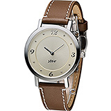 STAR 時代 恣意漫步時尚腕錶 9T1407-331S-YG