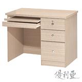 【優利亞-蓋爾時尚】3.5尺電腦書桌下座(2色)