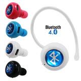 IS BL520超微型藍牙耳機 藍牙4.0 同時連接兩隻手機(支援自拍功能)